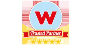 Weltweiser Partnersiegel Trusted Partner